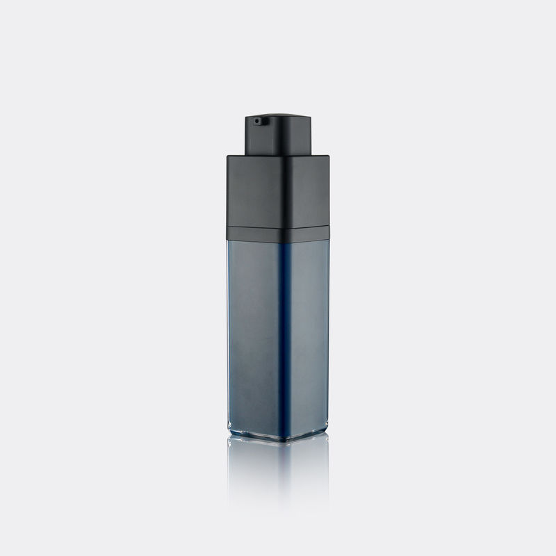 Personal Care 50ml Airless Pump Bottles Twist Portable Skin Care Bottles Wholesale GR208A Series
